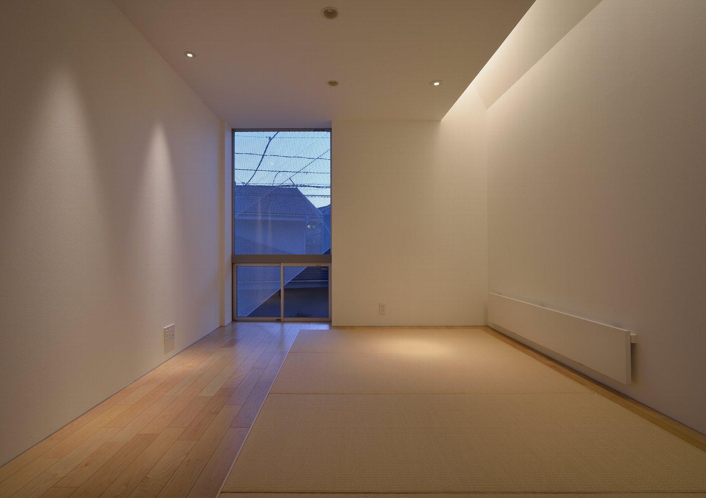 世田谷区「velero」の狭小住宅 完成写真