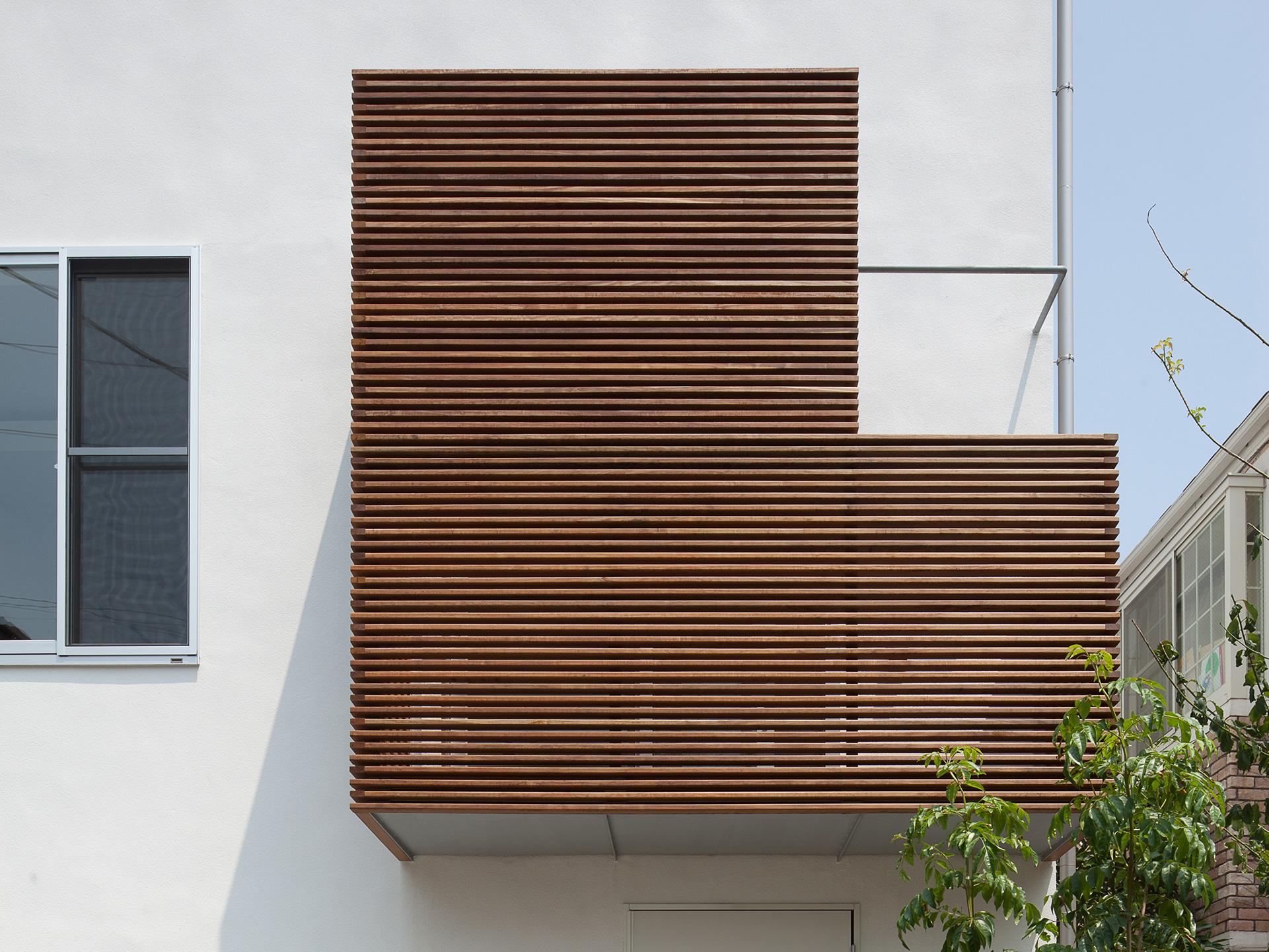 品川区「SDY」の狭小住宅 完成写真01