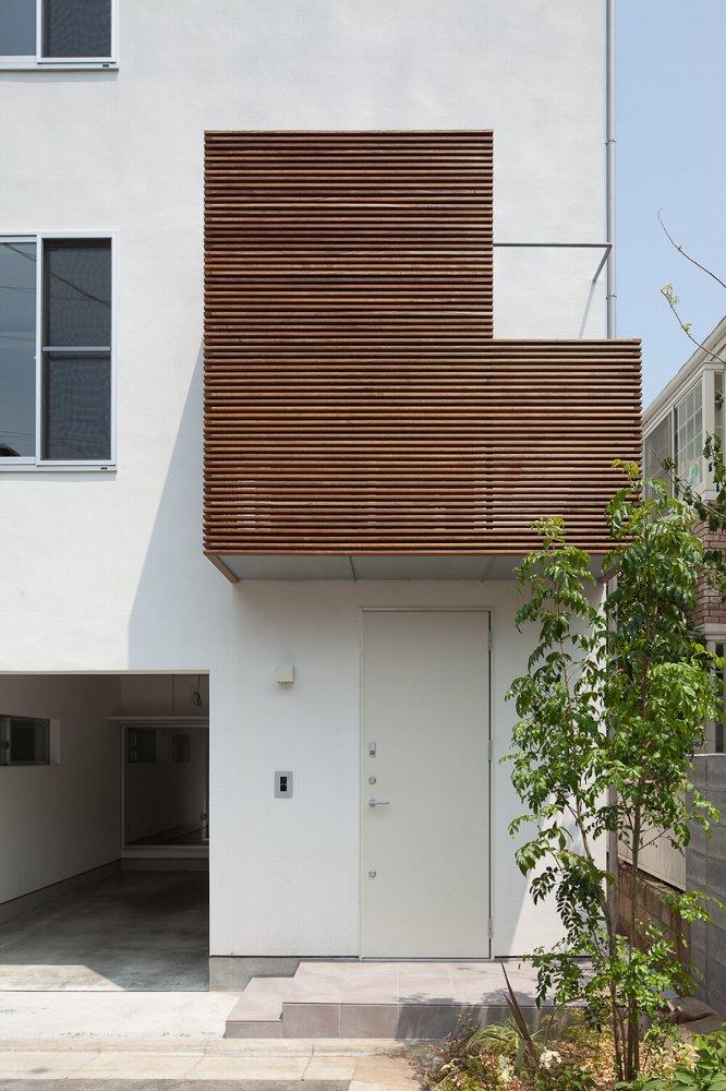 品川区「SDY」の狭小住宅 完成写真