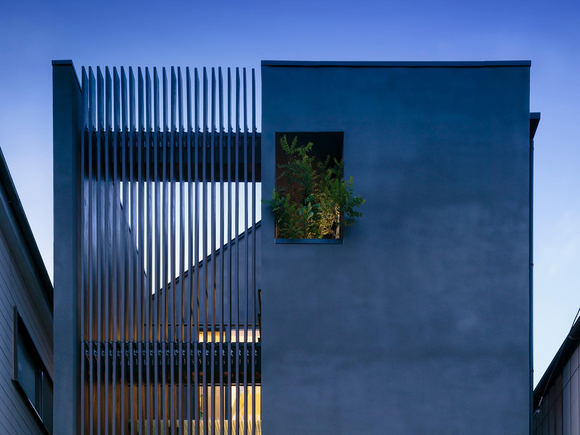 江戸川区「Rin」の狭小住宅 完成写真01