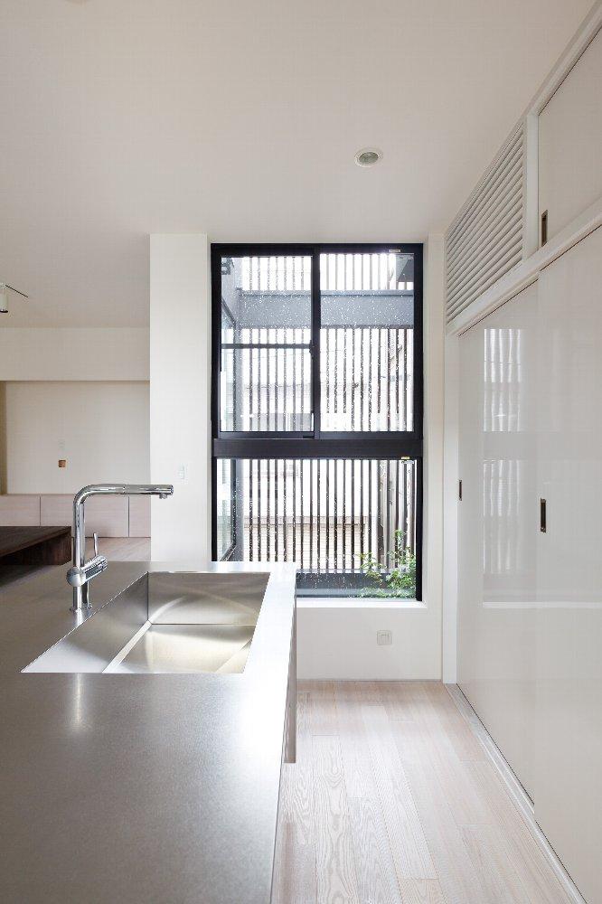 江戸川区「Rin」の狭小住宅 完成写真